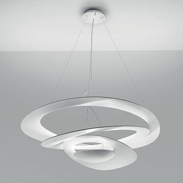 """Image de SUSPENSION LED """"PIRCE"""" 44W 930 BLANC"""